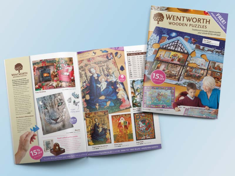 Wentworth Puzzles Catalogue