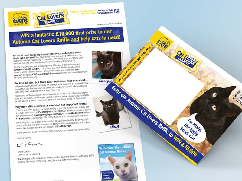 Cats Protection Mailing